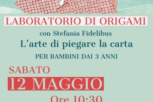 Alba Adriatica (TE) - Laboratorio di Origami - La Scatola Gialla Libreria
