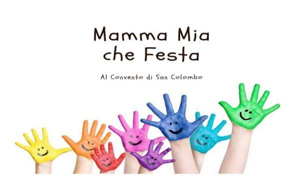 Barisciano (Aq) - Mamma mia che festa - Convento San Colombo -
