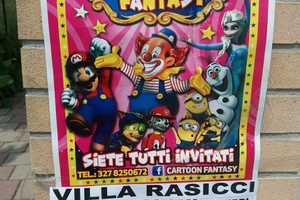Bellante (TE) - Cartoon Fantasy - Parco Giochi