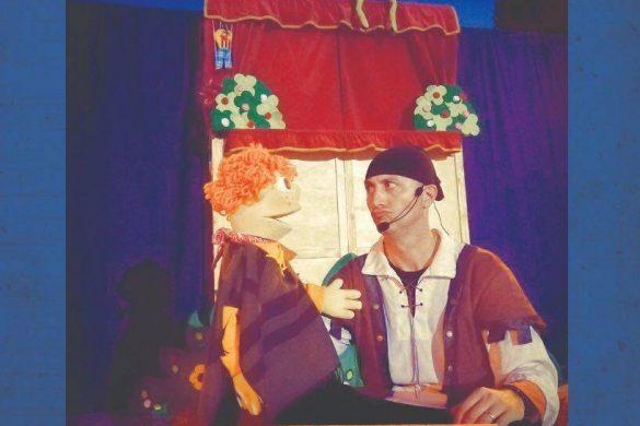 Chieti - La Principessa Asinella - Spettacolo teatrale per bambini