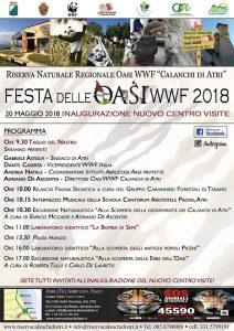 Festa delle Oasi WWF - Calanchi di Atri - Teramo