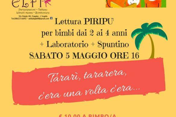 Lettura-Piripù-Stella-degli-Elfi-Coppito-AQ