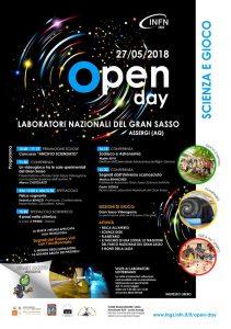 Open Day - Laboratori Nazionali Gran Sasso - Assergi - L'Aquila