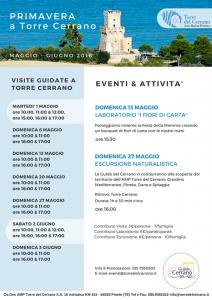 Pineto (Te) - Laboratori per bambini - Torre del Cerrano
