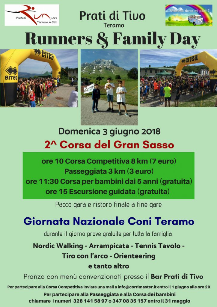 Prati di Tivo - Family Day