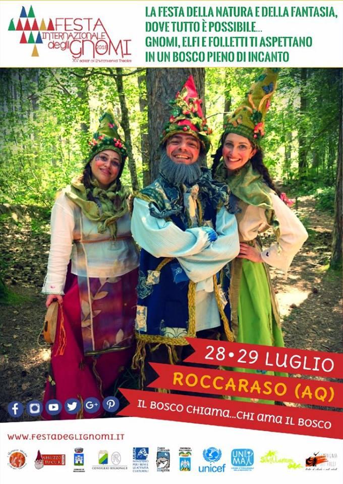 Roccaraso - Festa degli Gnomi 2018