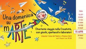 Una domenica su Marte - Associazione Brucaliffo -L'Aquila