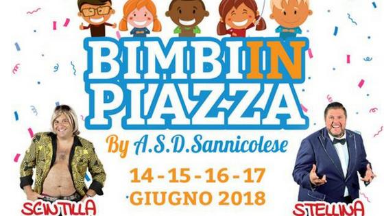 Bimbi in Piazza - San Nicolò a Tordino -Teramo