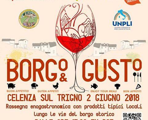 Borgo & Gusto - Cerenza sul Trigno - Chieti