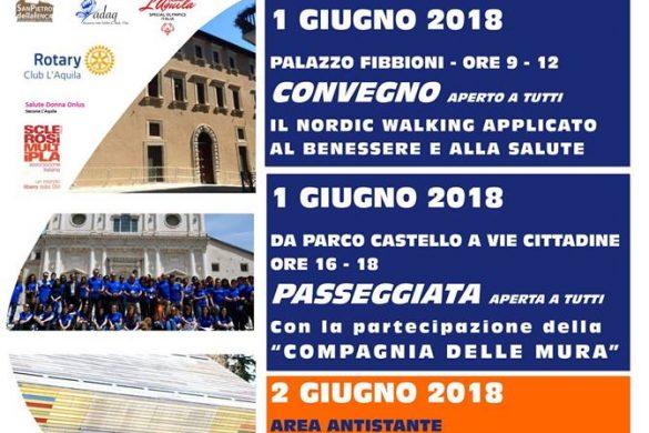 CamminAQ 2018 - L'Aquila
