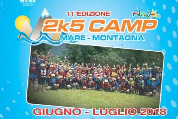 Campi estivi residenziali - 2K5 Camp - Campo Felice - AQ