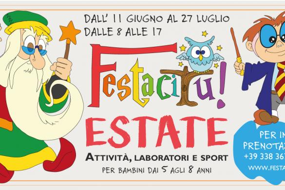 Campo Estivo - Festaci Tu - Castelnuovo Vomano - Teramo