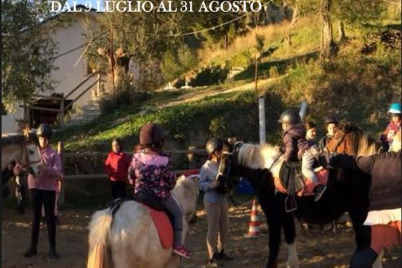 Campo Estivo - I Cavalieri dei Calanchi - San Giovanni Teatino - Chieti