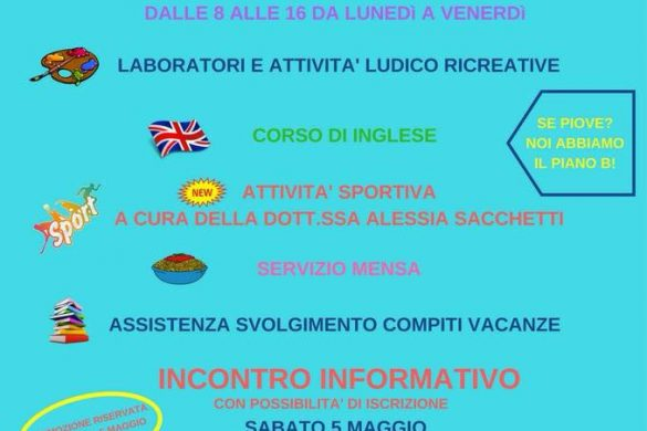 Campo-Estivo-Summer Camp - L'Albero del So - Montesilvano - Pescara