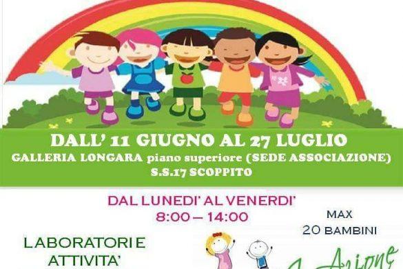 Campo estivo - AnimainAzione - L'Aquila