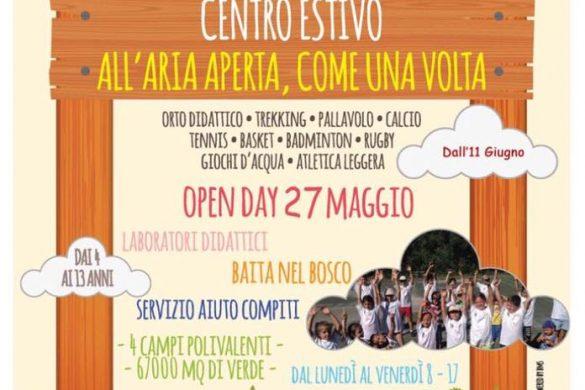 Campo estivo - Campus Tricaiolo - L'Aquila