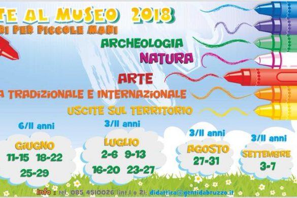 Campo estivo - Museo delle Genti d'Abruzzo - Pescara