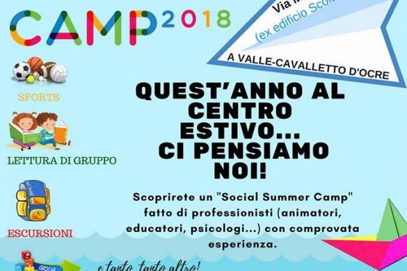 Campo estivo - Zoe & Bios - L'Aquila