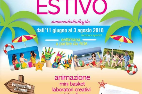 Campus estivo - Events Village Animazione - Francavilla al Mare - Chieti