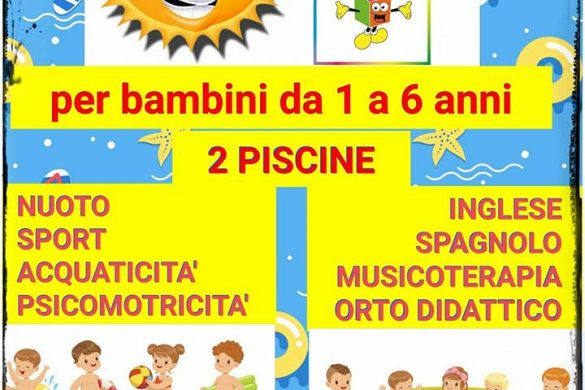 Colonia estiva - Dadino 2018 - Pescara