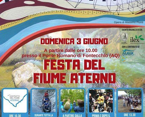 Festa del Fiume Aterno - Fontecchio - L'Aquila