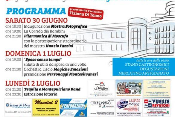 Festa della Montesilvanità - Montesilvano - Pescara