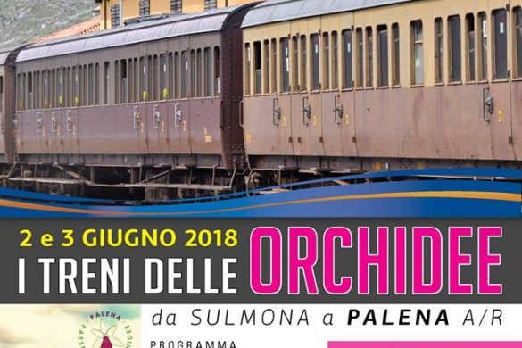 I treni delle Orchidee da Sulmona a Palena