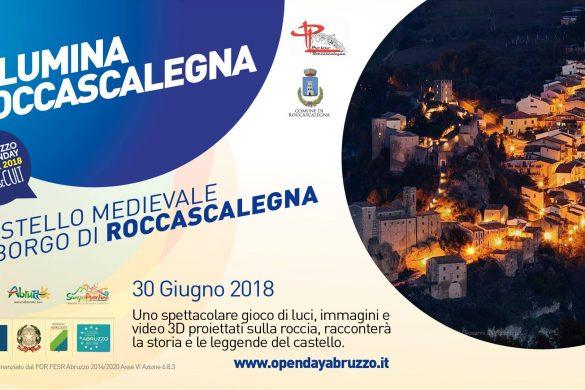 Illumina Roccascalegna - Chieti