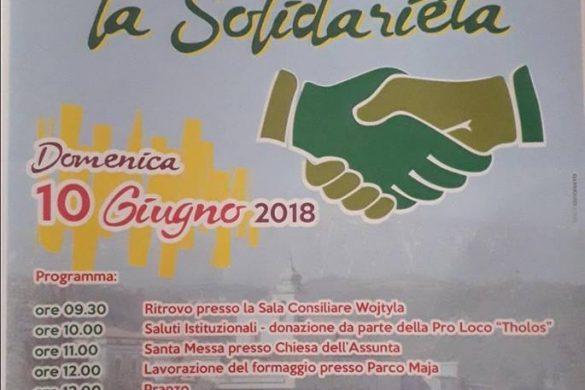Insieme per la solidarietà - Lettomanoppello - Pescara