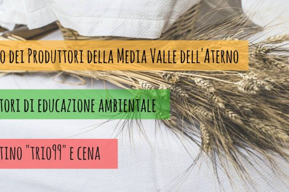 Mercato dei produttori della Media Valle dell'Aterno - L'Aquila