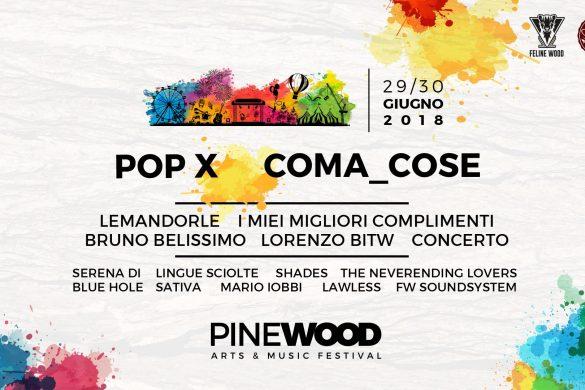 Pinewood Festival 2018 - Coppito - L'Aquila