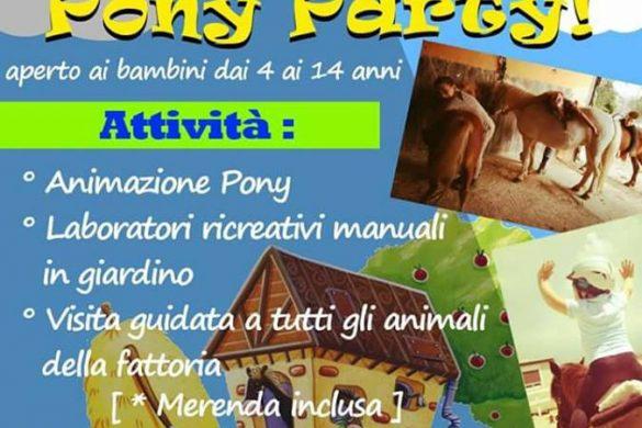 Pony Party - Azienda Agricola Poliziani - Roseto degli Abruzzi - Teramo