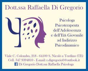 Raffaella Di Gregorio Dott.ssa Psicologa Psicoterapeuta