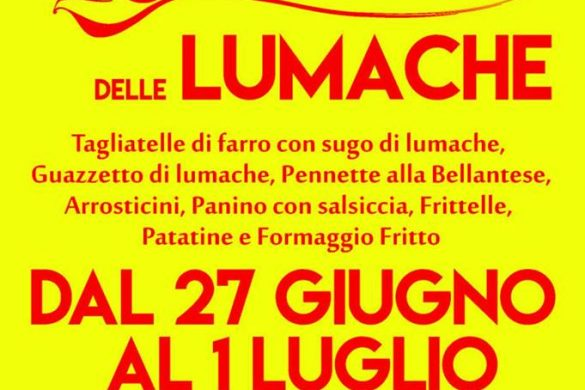 Sagra delle Lumache - Bellante - Teramo - Sagre in Abruzzo