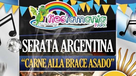 Serata Argentina - Fiestamania Park
