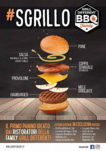 Sgrillo Panino Family Grill - Papamma