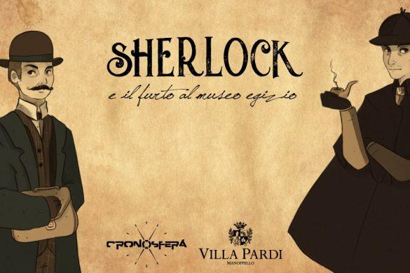 Sherlock Holmes e il Furto al Museo Egizio - Manoppello - Pescara