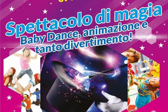 Spettacolo di Magia Porto Allegro - Montesilvano - Pescara