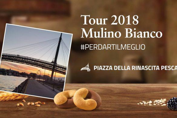 Tour 2018 Mulino Bianco - Tappa di Pescara