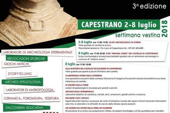 Antichi Vestini - Capestrano - L'Aquila