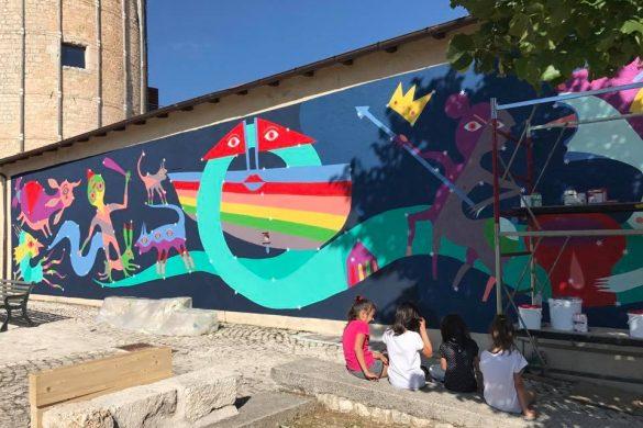 Borgo Universo 2018 - Aielli - L'Aquila