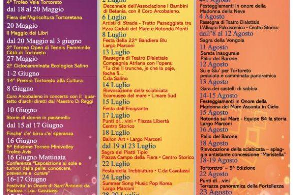 Estate 2018 - Tortoreto - Teramo