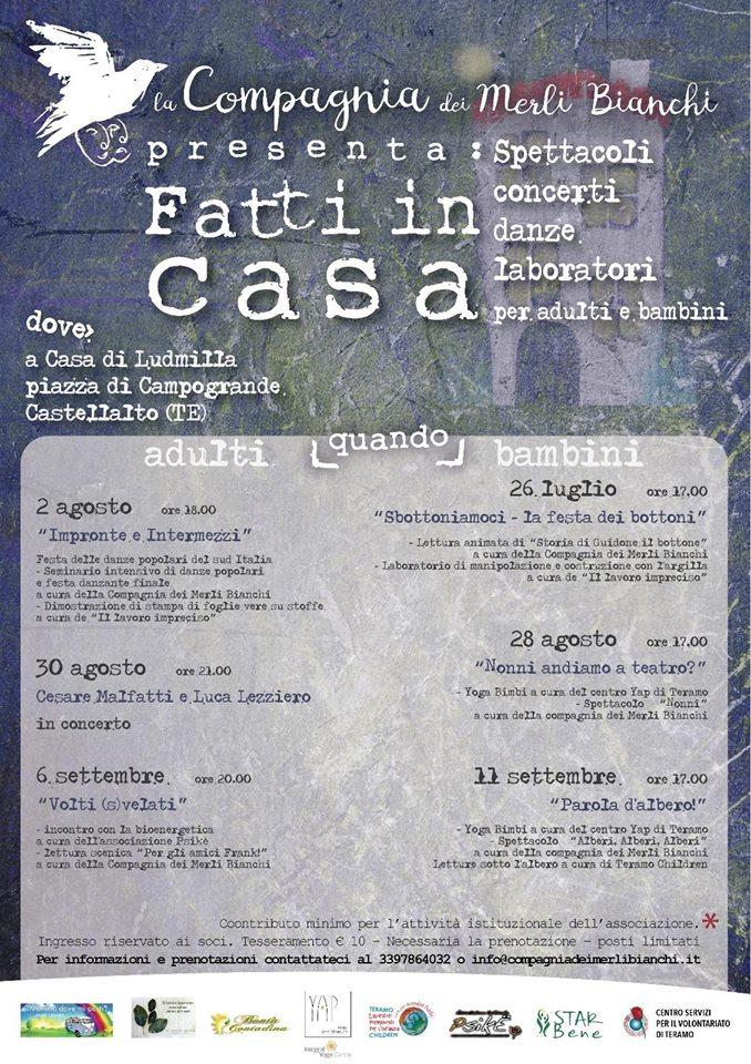 Fatti in Casa - Castellalto - Teramo