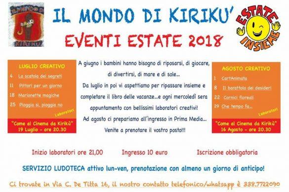 Il Mondo di Kirikù - Pineto - Teramo