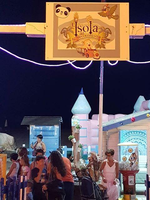L'Isola del divertimento per tutta l'estate a Tortoreto