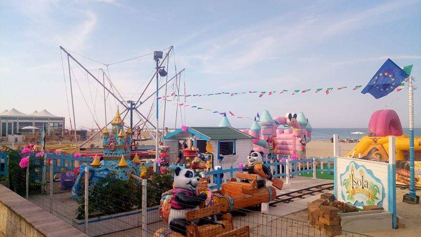 L'Isola del divertimento - Tortoreto - Teramo