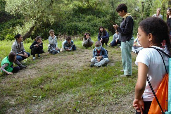 Laboratori creativi al parco La Pineta - Martinsicuro - Teramo