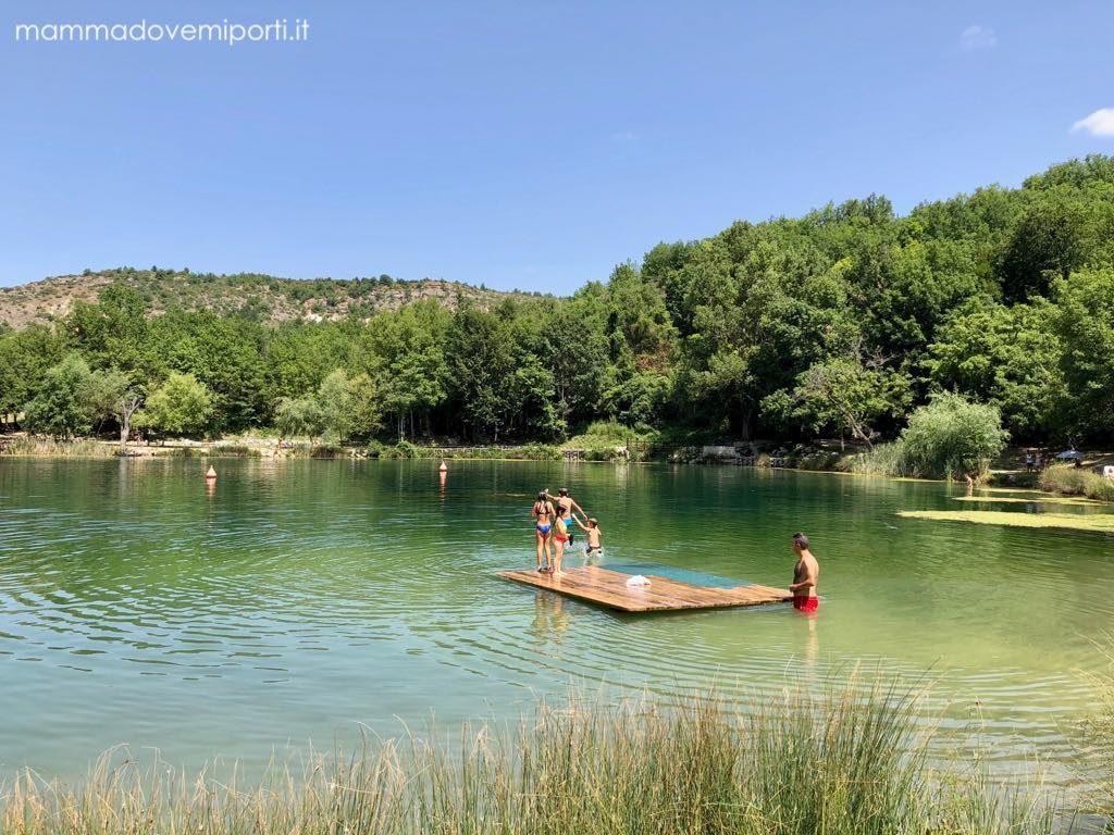 Lago di Sinizzo - San Demetrio ne' Vestini - L'Aquila
