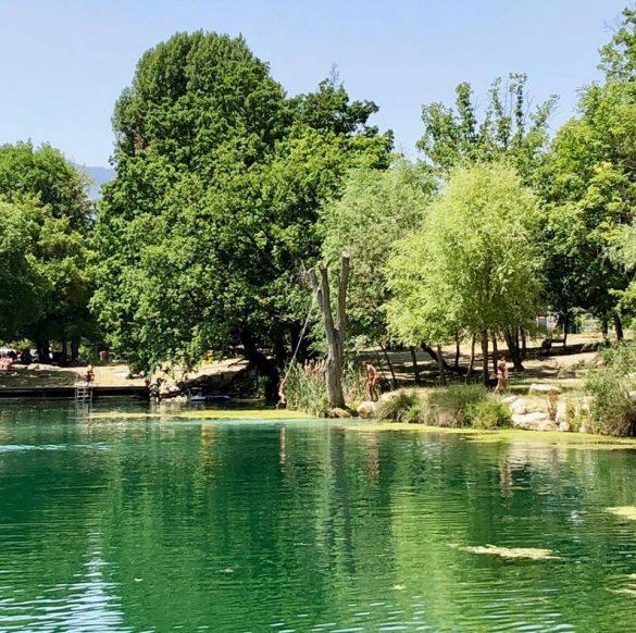 Lago di Sinizzo San Demetrio ne' Vestini a L'Aquila