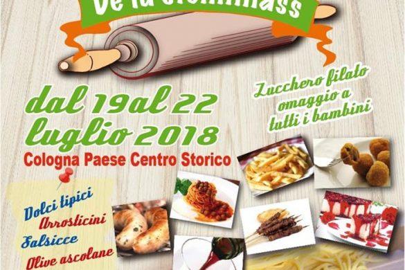 Sagra-de-lu-Stennmass-Cologna-Paese-Teramo